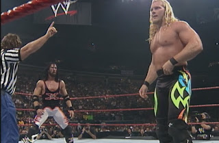 WWE / WWF - Unforgiven 1999 - Chris Jericho faced X-Pac