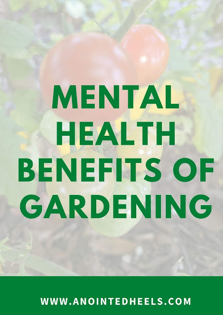 gardening and mental health