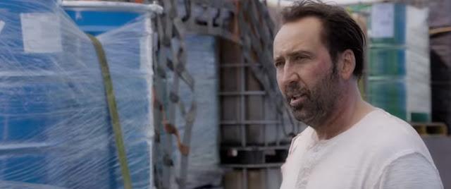 Sinopsis Film Action Primal (2019) - Nicolas Cage, Famke Janssen