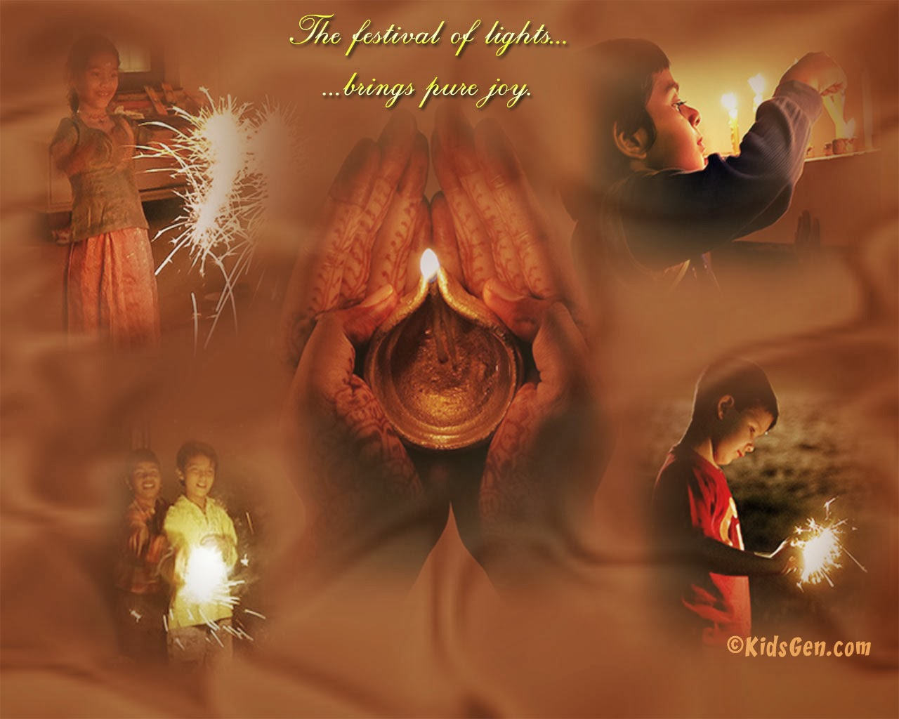 ALL-IN-ONE WALLPAPERS: Diwali Festival Of Lights Wallpapers