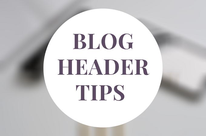 Φτιάξε μοναδικά blog headers