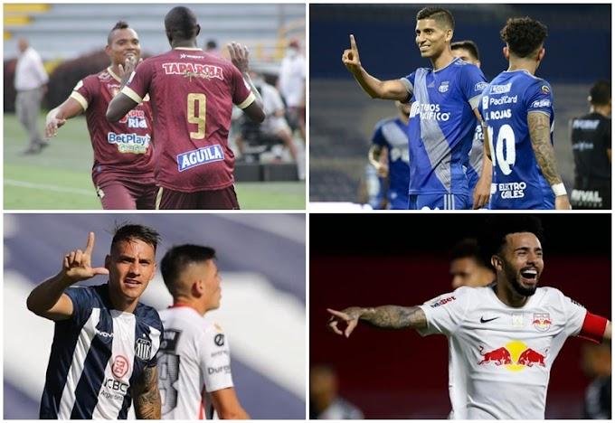 Inéditos: Estos son los rivales que tendrá DEPORTES TOLIMA en la fase de grupos de la Copa Sudamericana 2021