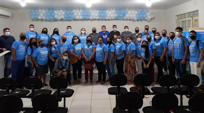 Prefeitura de São Bernardo realiza formação do programa Busca Ativa Escolar