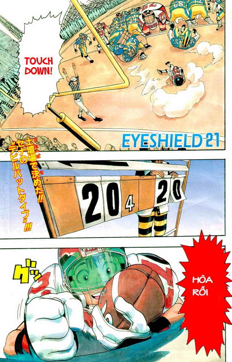 Eyeshield 21 chapter 49 trang 2