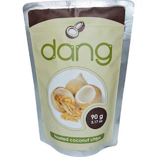 رقائق جوز الهند المحمص من ايهيرب   Dang Foods LLC, Toasted Coconut Chips, 3.17 oz (90 g)