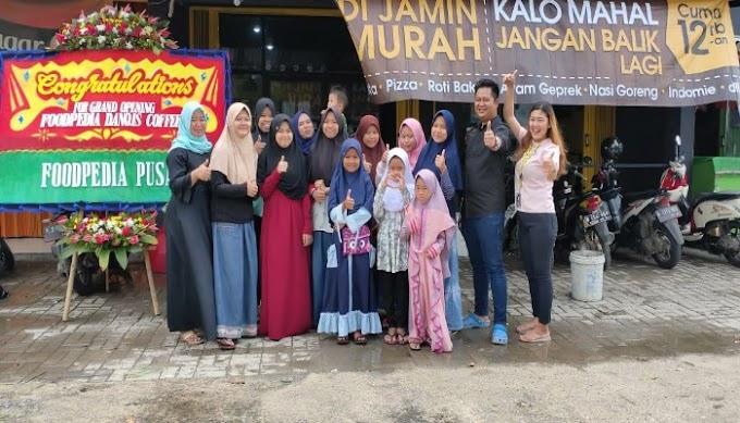 Foodpedia Group Resmi Buka Cabang Baru di Cikupa Tangerang