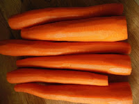 Give Moroccan Carrot Salad a try, organic carrots are readily available year-round!