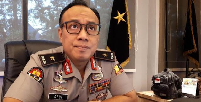 Ikut Dilibatkan soal SKT, Polisi Masih Kaji Aktivitas FPI