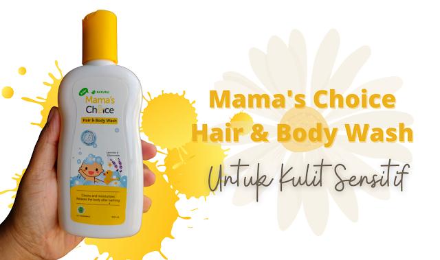 Sabun bayi untuk kulit sensitif