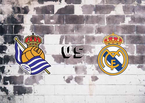 Real Sociedad vs Real Madrid  Resumen y Partido Completo