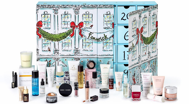 Best Beauty Advent Calendars  2017