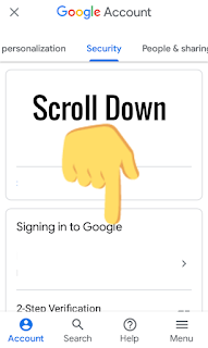 Link with application in Gmail