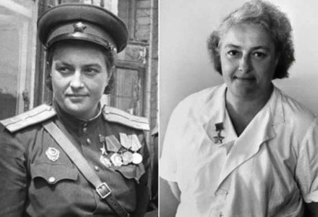 Lyudmila Pavlichenko Legenda Sniper