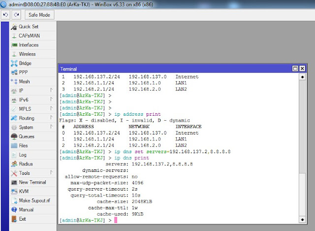 IP DNS Print