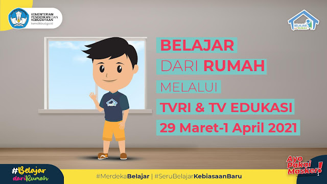 materi jawaban jadwal belajar dari rumah bdr 29 30 31 maret 1 2 april 2021 pdf tomatalikuang.com