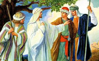 Cantos missa 29º Domingo Comum