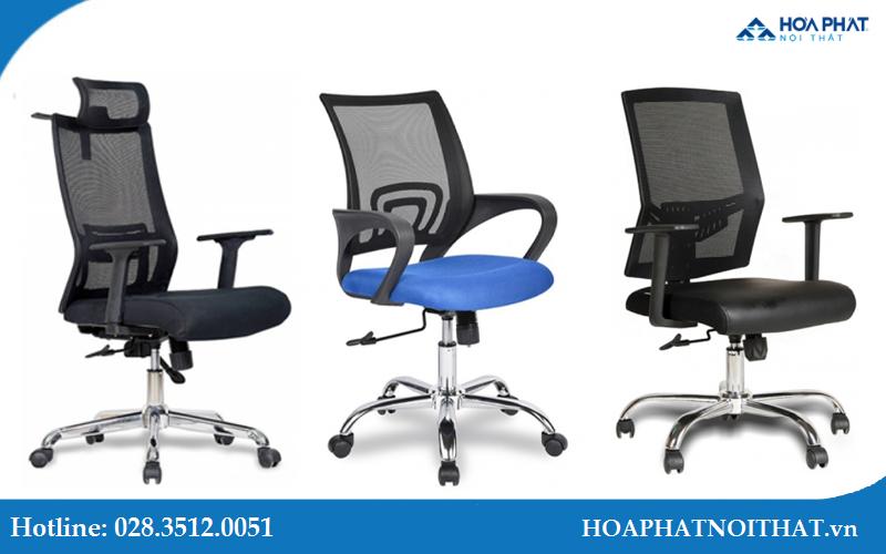 5 ưu điểm của ghế lưới Hoà Phát được nhiều khách hàng lựa chọn