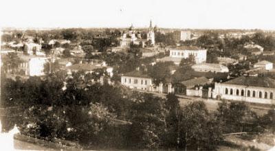 Старобільськ. Свято-Скорбященський жіночий монастир. Фото 1907 р.