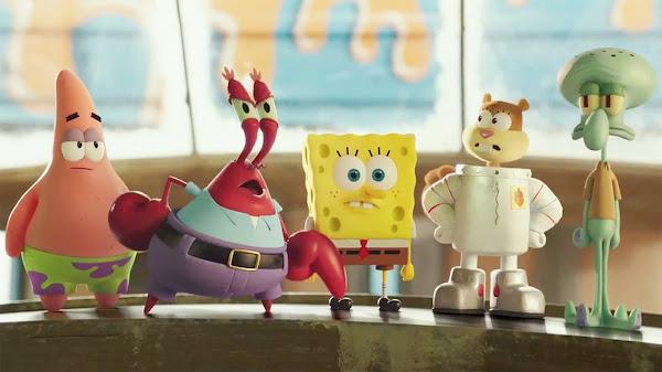 spongebob 3d wallpaper