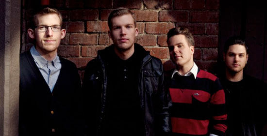 <center>The Swellers release new and last song 'Not Safe To Drink'</center>