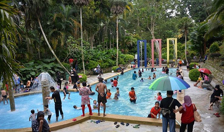 Gambar Taman Belia Pulau Pinang