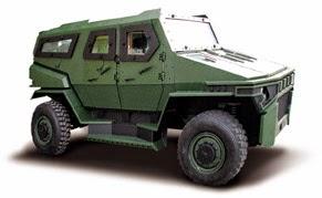 BMC, otobüsten sonra askeri araçla geliyor