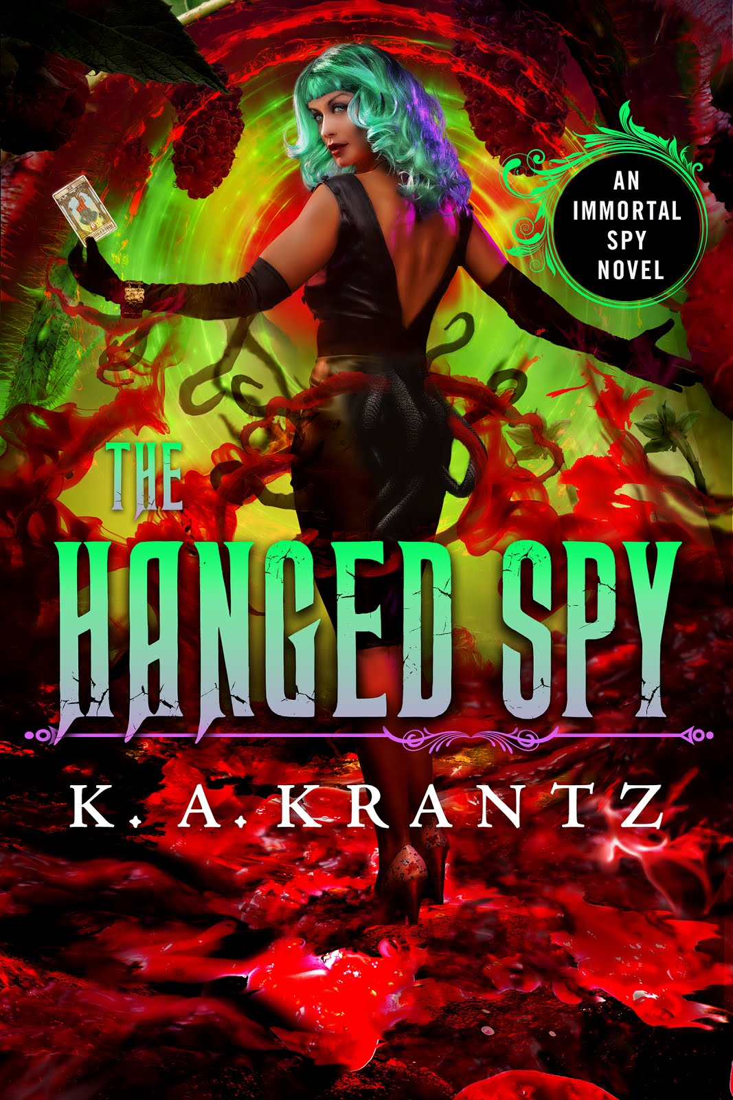 The Hanged Spy (Immortal Spy, Bk 4)