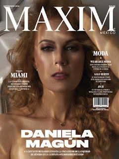 Maxim Mexico - Septiembre 2018