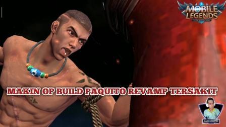 Build Paquito Revamp Tersakit 2021