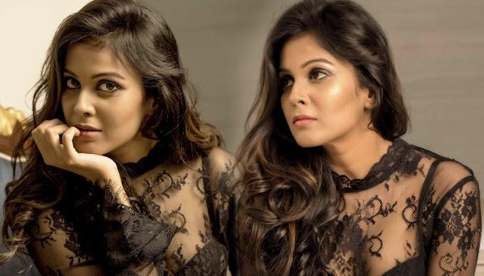 Chandini Tamilarasan latest photoshoot stills