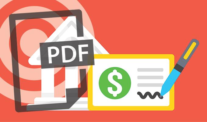 Detectan como reemplazar datos en PDF que han sido firmados digitalmente