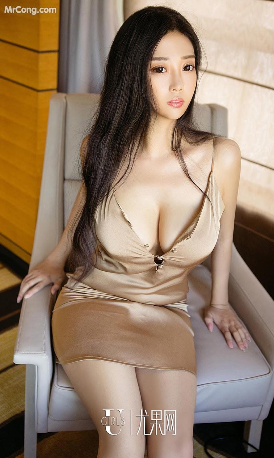 Image UGIRLS-Ai-You-Wu-App-No.1265-Wang-Shi-Shi-MrCong.com-006 in post UGIRLS – Ai You Wu App No.1265: Người mẫu Wang Shi Shi (王诗诗) (35 ảnh)