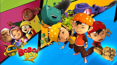 Gambar BoBoiBoy Musim 1