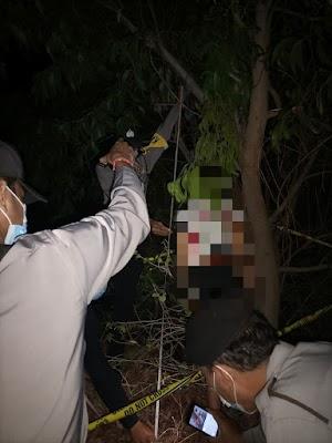Mayat Remaja 15 Tahun Ditemukan Tergantung Di Padang Savana Tianyar