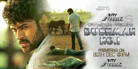Dushman NO 1 2016 Hindi Dubbed DTHRip 300MB