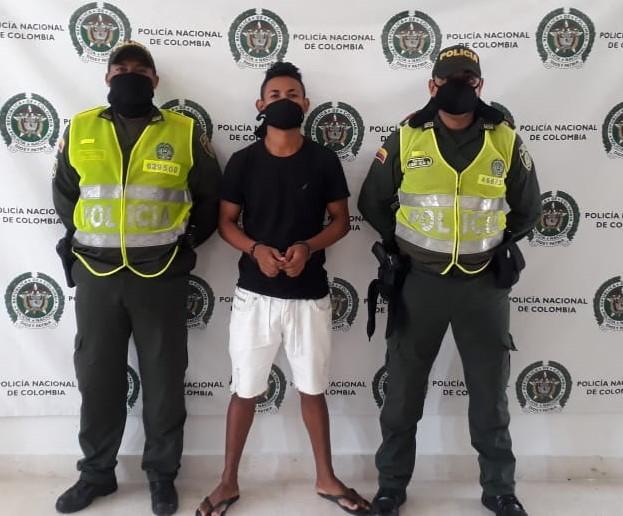 hoyennoticia.com, Capturado en Riohacha por acceso carnal abusivo con menor de 14