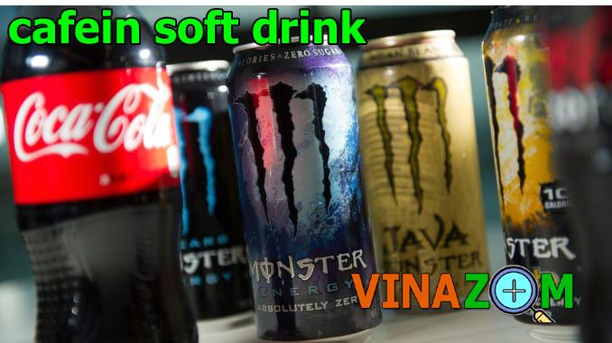 nước ngọt có cafein
