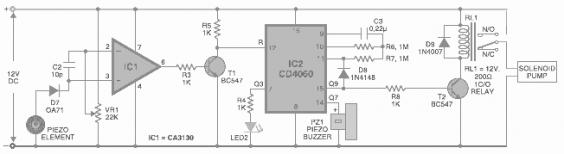 Fire-alarm-Sensor-Circuit-Schematic