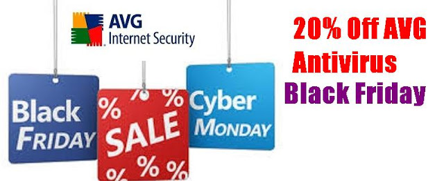 "AVG Antivirus Cyber Monday Sale 2019 ""avg black friday"" 20% off"