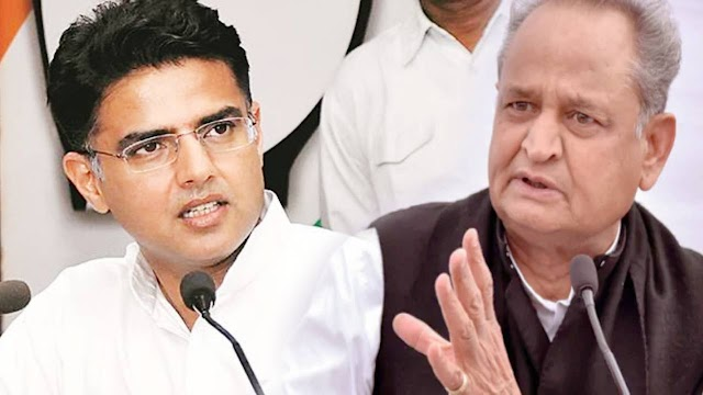 Rajasthan Political Crisis:  क्या मुख्यमंत्री गहलोत भी चाहते हैं कि पायलट कांग्रेस छोड़ दें? क्योंकि नंबर गेम में गहलोत आगे निकल चुके हैं, आलाकमान ने भी सचिन को ये दिया दो टुक जवाब