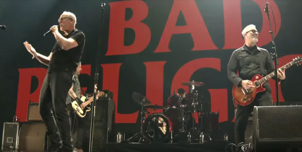 Bad Religion live at KROQ Absolut Almost Acoustic Christmas 2018