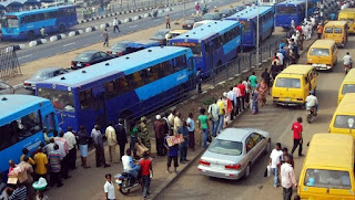 Commuters in Lagos Reacts to Increase in BRT Fares