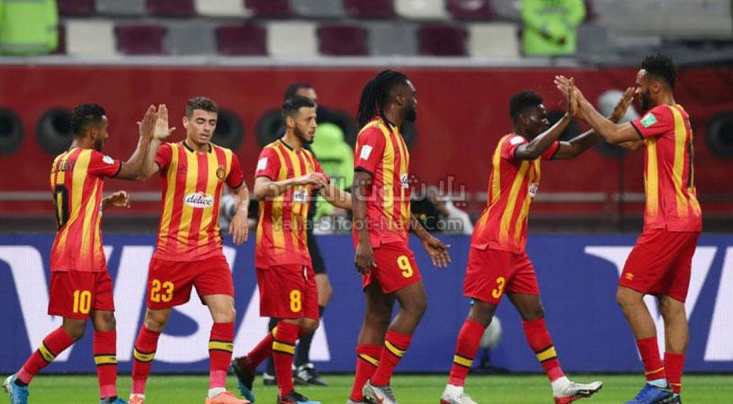 الترجي يقلب الطاوله على نادي نجم المتلوي ويحقق فوز قاتل في اخر الدقائق من الدوري التونسي