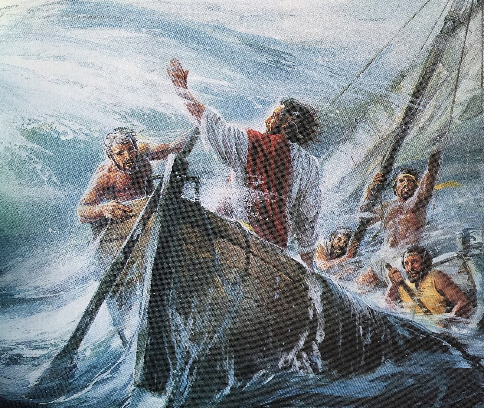 Jonah was able to pay the fare to run from God.