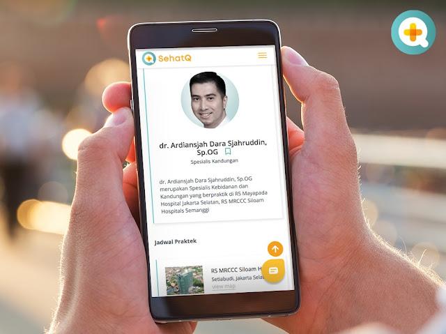 Manfaat Forum Kesehatan di Platform SehatQ.com