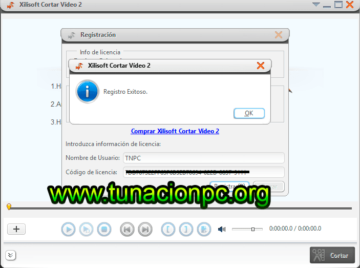 Descargar Xilisoft Video Cutter Final