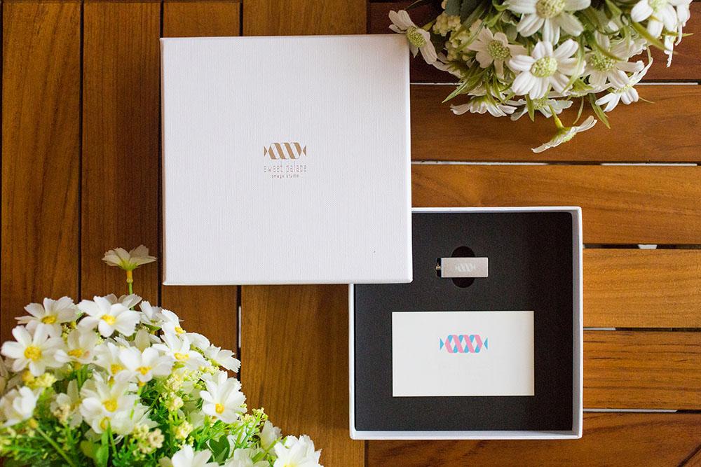 婚攝交件成品婚禮攝影DVD光碟USB隨身碟