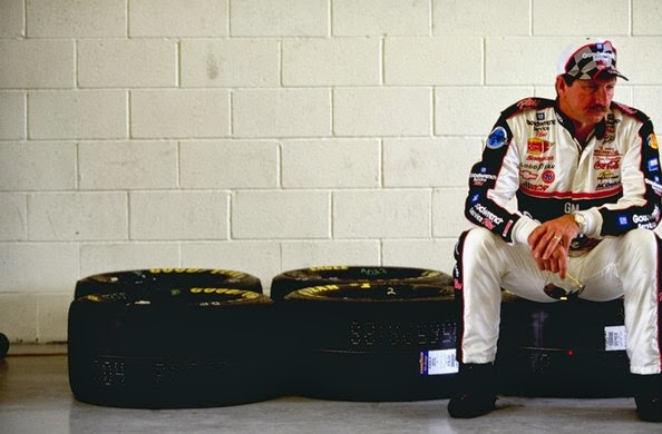 Dale Earnhardt Intimidator: Behind The Wall: The Intimidator