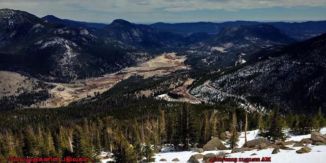 Trail Ridge Road Scenic Drive Colorado