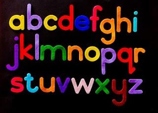 Alphabet Whatsapp Dp